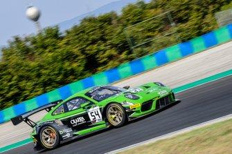 #54 Dinamic Motorsport Porsche 911 GT3 R: Giorgio Roda, Silver Sven Müller