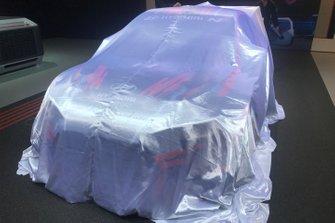 Hyundai coperta al Salone di Francoforte