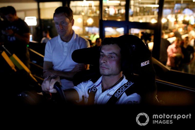 Bruno Spengler, BMW Team RMG