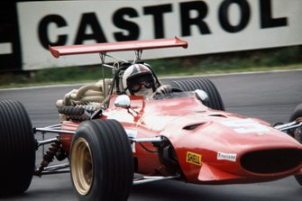 Chris Amon, Ferrari 312/67/68