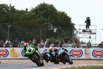Lucas Mahias, Kawasaki Puccetti Racing, Jules Cluzel, GMT94 Yamaha