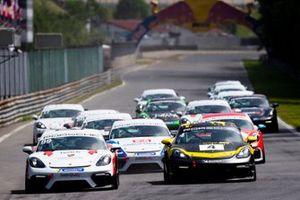 Porsche Sprint Challenge Central Europe