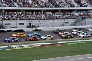 Chase Elliott, Hendrick Motorsports, Chevrolet Camaro NAPA Batteries