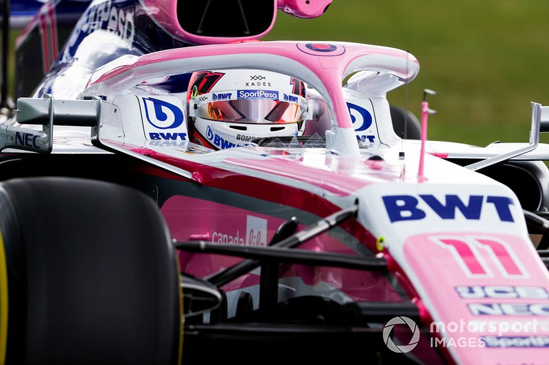 15: Sergio Perez, Racing Point RP19, 1'26.928