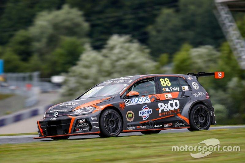 Maxime Potty, Team WRT Volkswagen Golf GTI TCR
