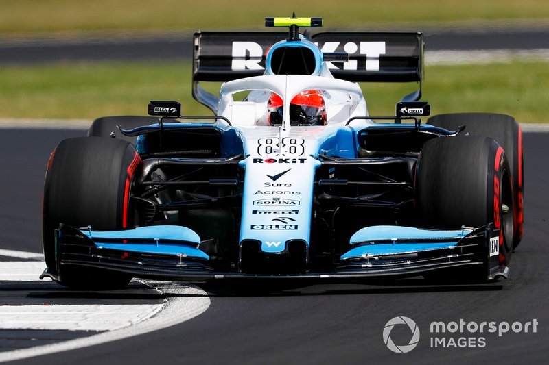20: Robert Kubica, Williams FW42, 1'28.257
