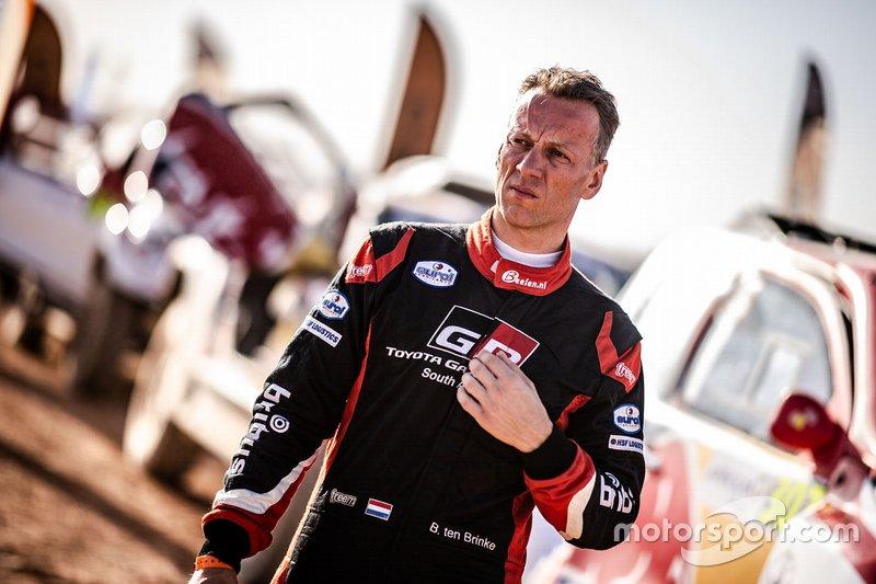 Бернхард тен Бринке, Toyota Gazoo Racing