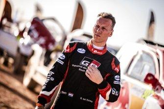#304 Toyota Gazoo Racing Toyota Hilux: Bernhard Ten Brinke