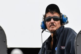 Richard Petty, car owner for Darrell Wallace Jr., Richard Petty Motorsports, Chevrolet Camaro Victory Junction