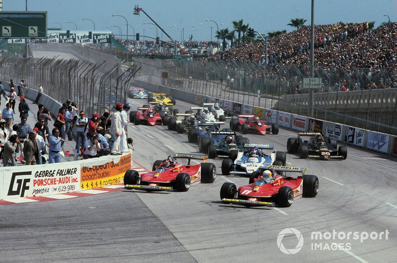 1979 US Grand Prix West - Long Beach