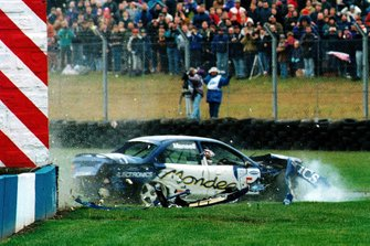 Crash of Nigel Mansell, Ford Mondeo