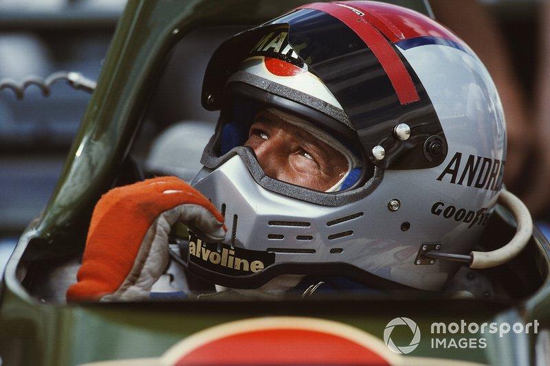 Mario Andretti, Lotus 79 Ford