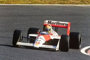 Ayrton Senna, McLaren MP4-4