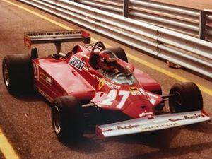 Gilles Villeneuve, Ferrari, GP d'Olanda del 1981