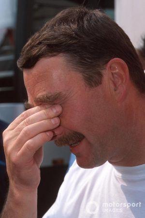 Nigel Mansell, McLaren