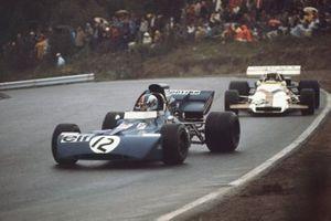 François Cevert, Tyrrell 002 Ford, George Eaton, British Racing Motors P160, GP del Canada del 1971