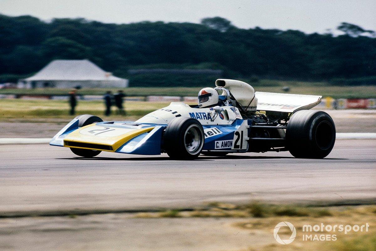 7.マトラMS120(1970年〜1972年)
