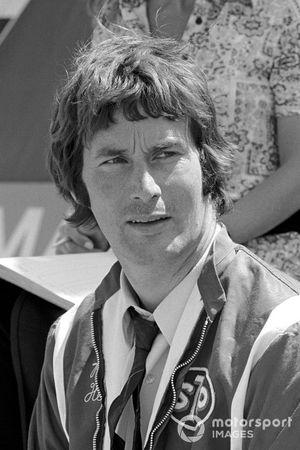 Robin Herd, March designer, GP di Gran Bretagna del 1971