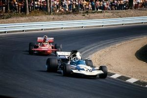 Mike Hailwood, Surtees TS9, Ronnie Peterson, March 711 Ford