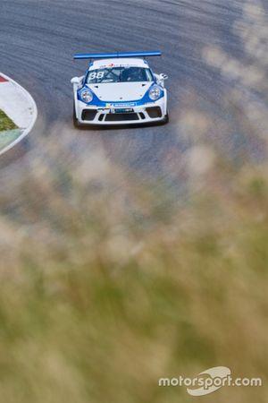 Simone Iaquinta, Ghinzani Arco Motorsport - Centri Porsche di Milano