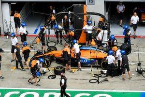 McLaren Pitstop Practice