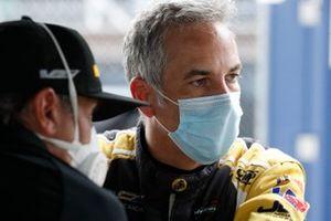 #5: Mustang Sampling Racing / JDC-Miller MotorSports Cadillac DPi, DPi: Christian Fittipaldi, Joao Barbosa
