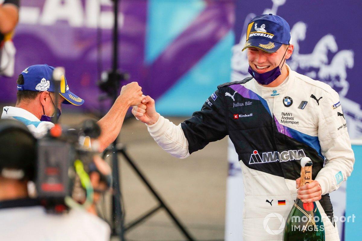 Maximilian Gunther, BMW Andretti