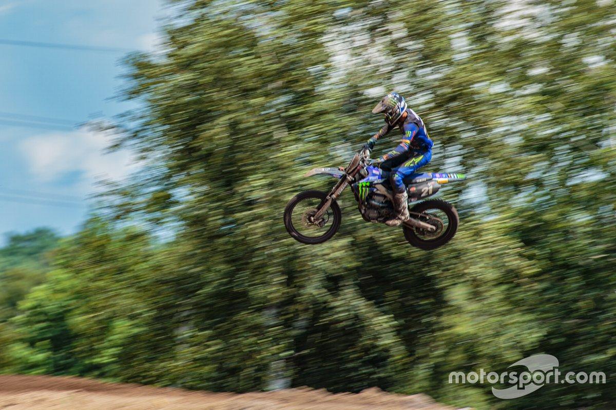 Gautier Paulin, Wilvo Yamaha Factory Racing