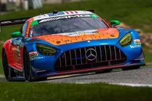 #74 Riley Motorsports Mercedes-AMG GT3, GTD: Lawson Aschenbach, Gar Robinson, ©2020, Peter Burke