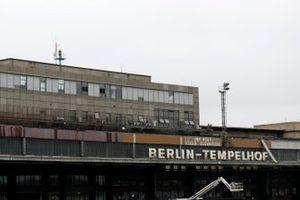L'aéroport de Berlin-Tempelhof