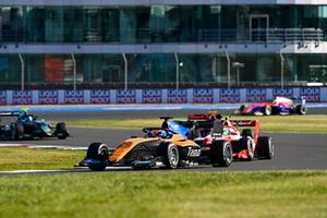 Alexander Peroni, Campos Racing and Frederik Vesti, Prema Racing