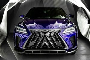 Lexus RX e NX
