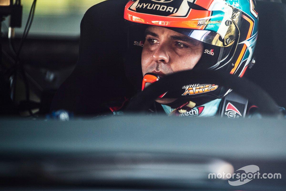 Iván Ares, Hyundai i20 R5