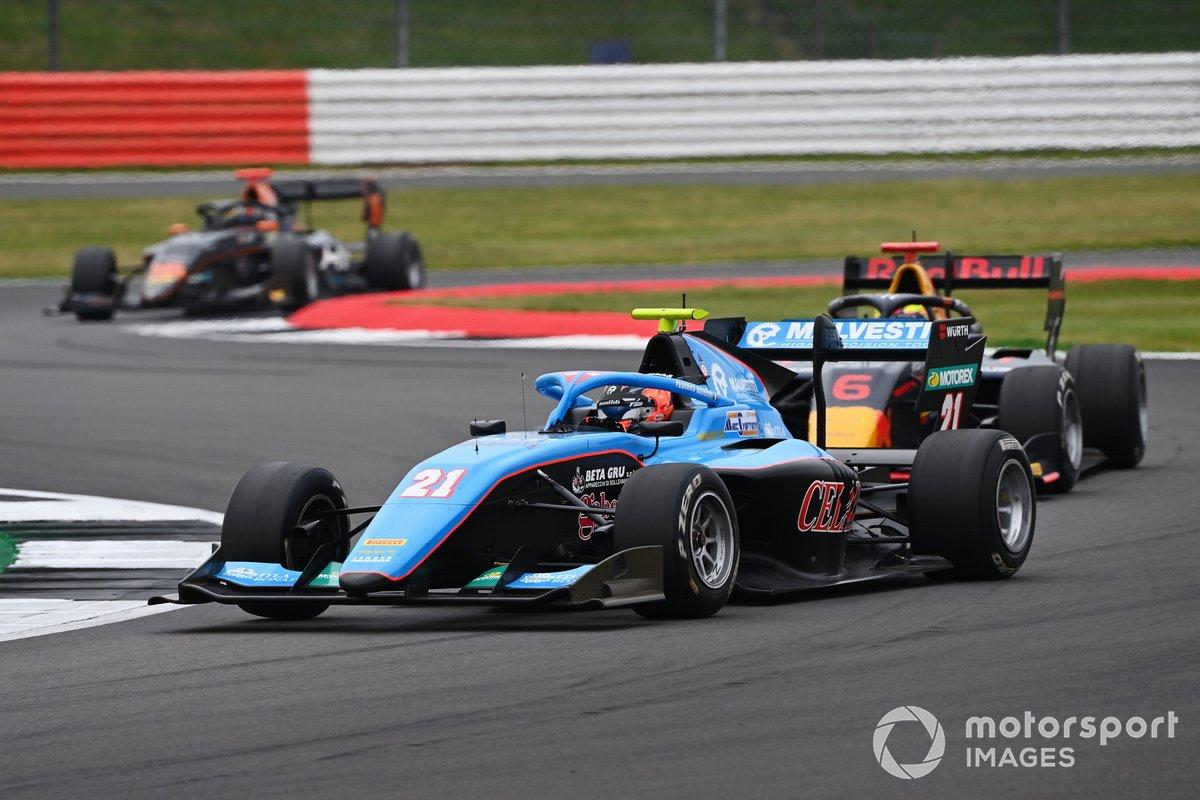 Federico Malvestiti, Jenzer Motorsport, Dennis Hauger, Hitech Grand Prix