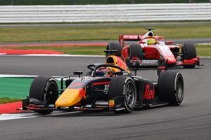 Yuki Tsunoda, Carlin et Mick Schumacher, Prema Racing