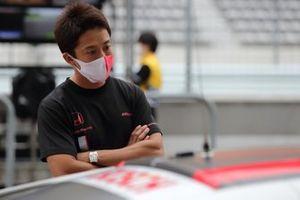 Takuya Izawa(#64 Modulo NSX-GT)