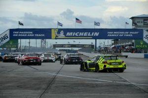 Start zum Cadillac Grand Prix von Sebring 2020