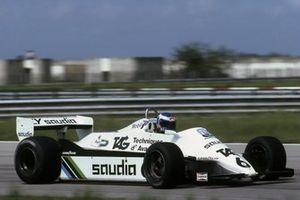Keke Rosberg, Williams FW07C