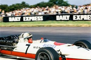 John Surtees, Honda RA273