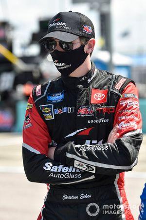 Christian Eckes, Kyle Busch Motorsports, Safelite AutoGlass Toyota Tundra