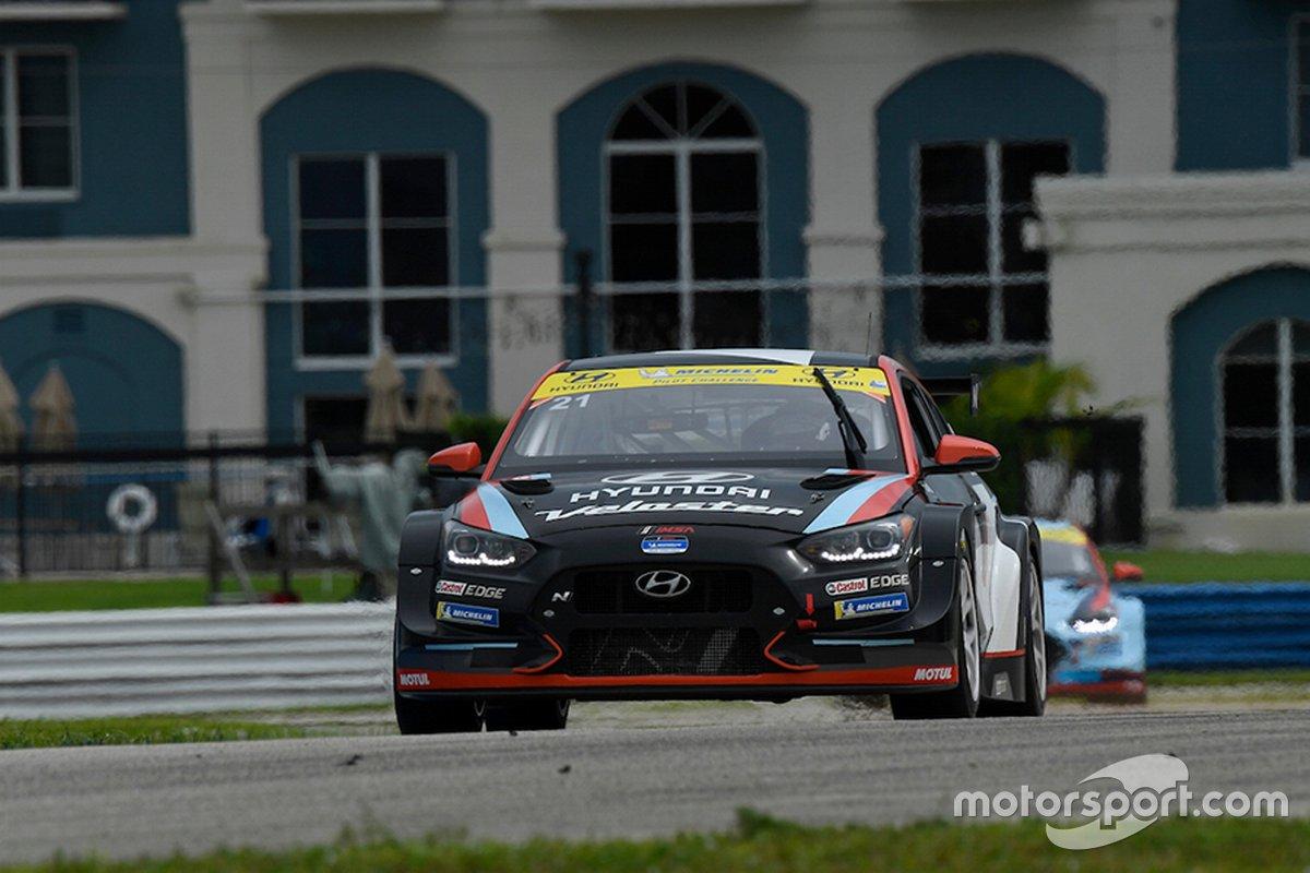 Harry Gottsacker, Mark Wilkins, Bryan Herta Autosport, Hyundai Veloster N TCR