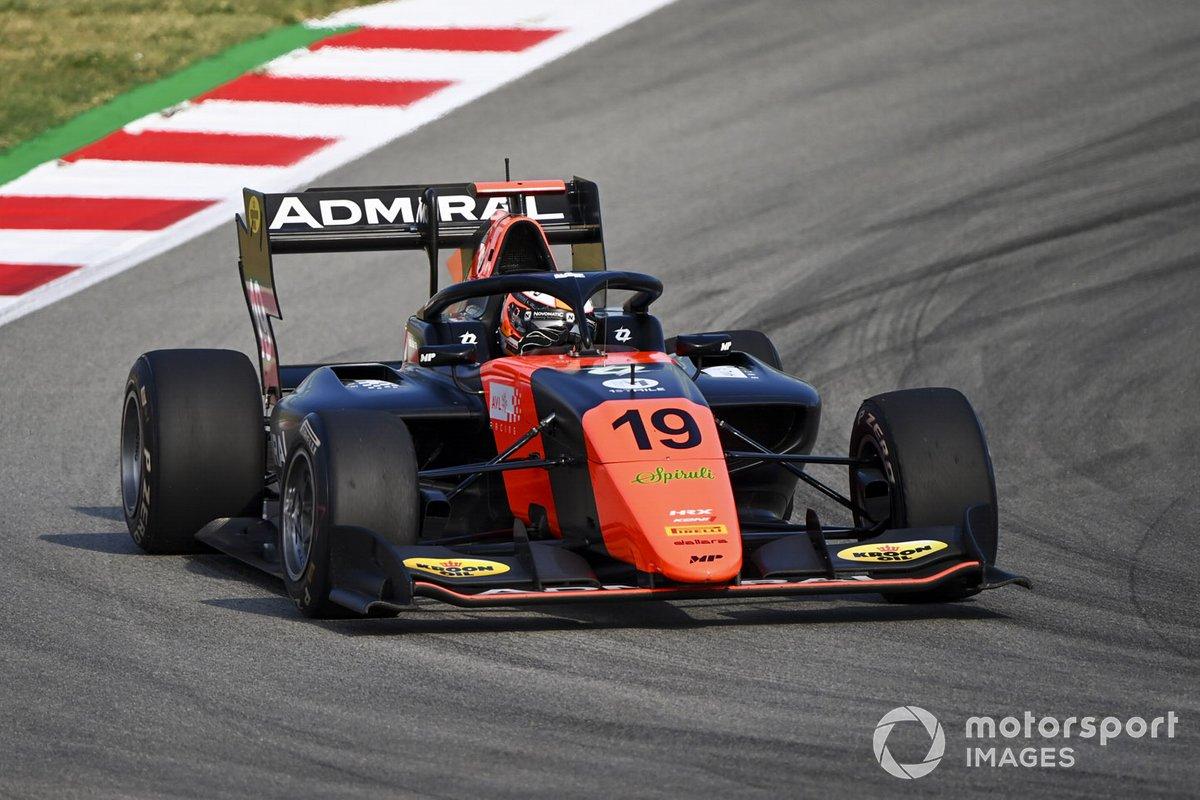 Lukas Dunner, Mp Motorsport