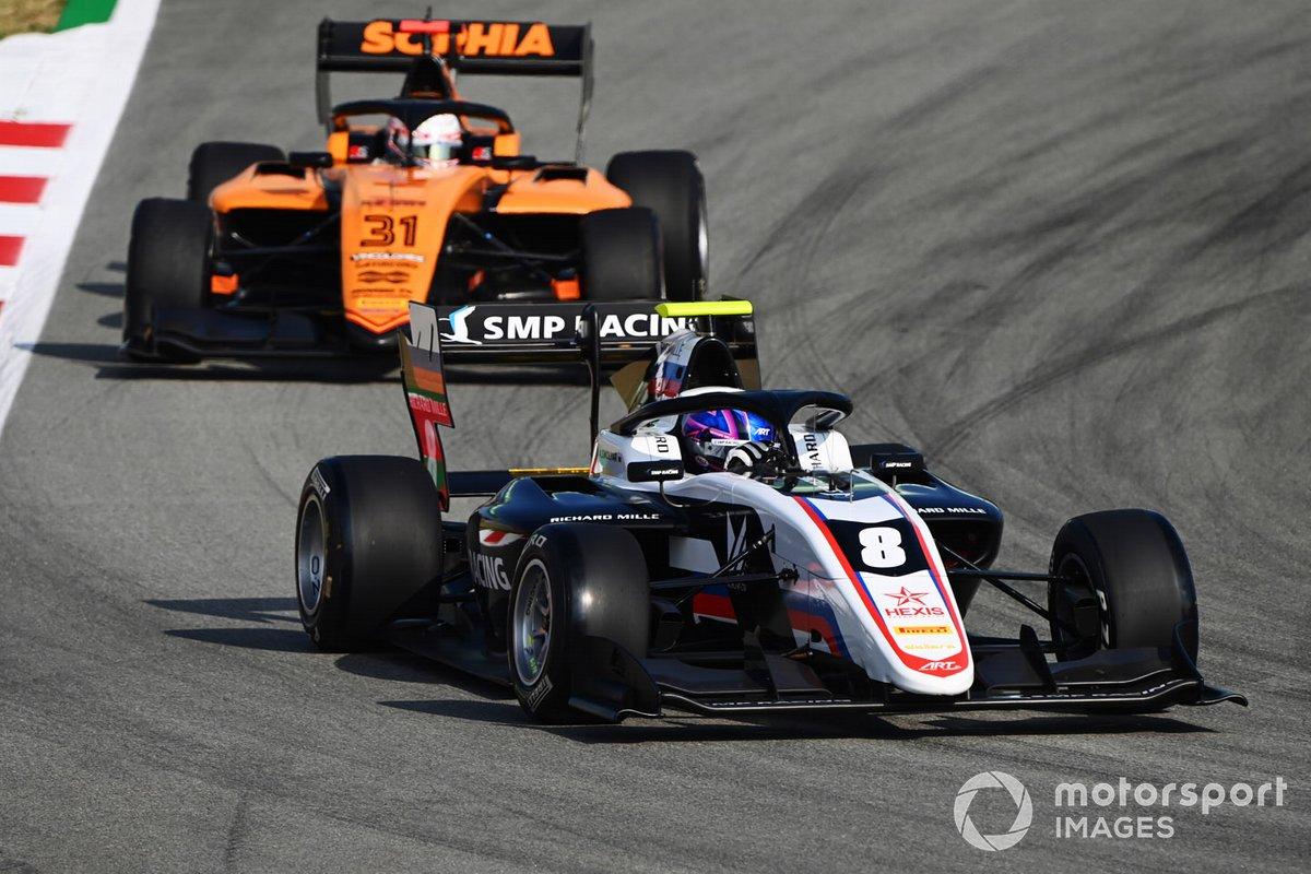 Alexander Smolyar, Art Grand Prix, Federico Malvestiti, Jenzer Motorsport