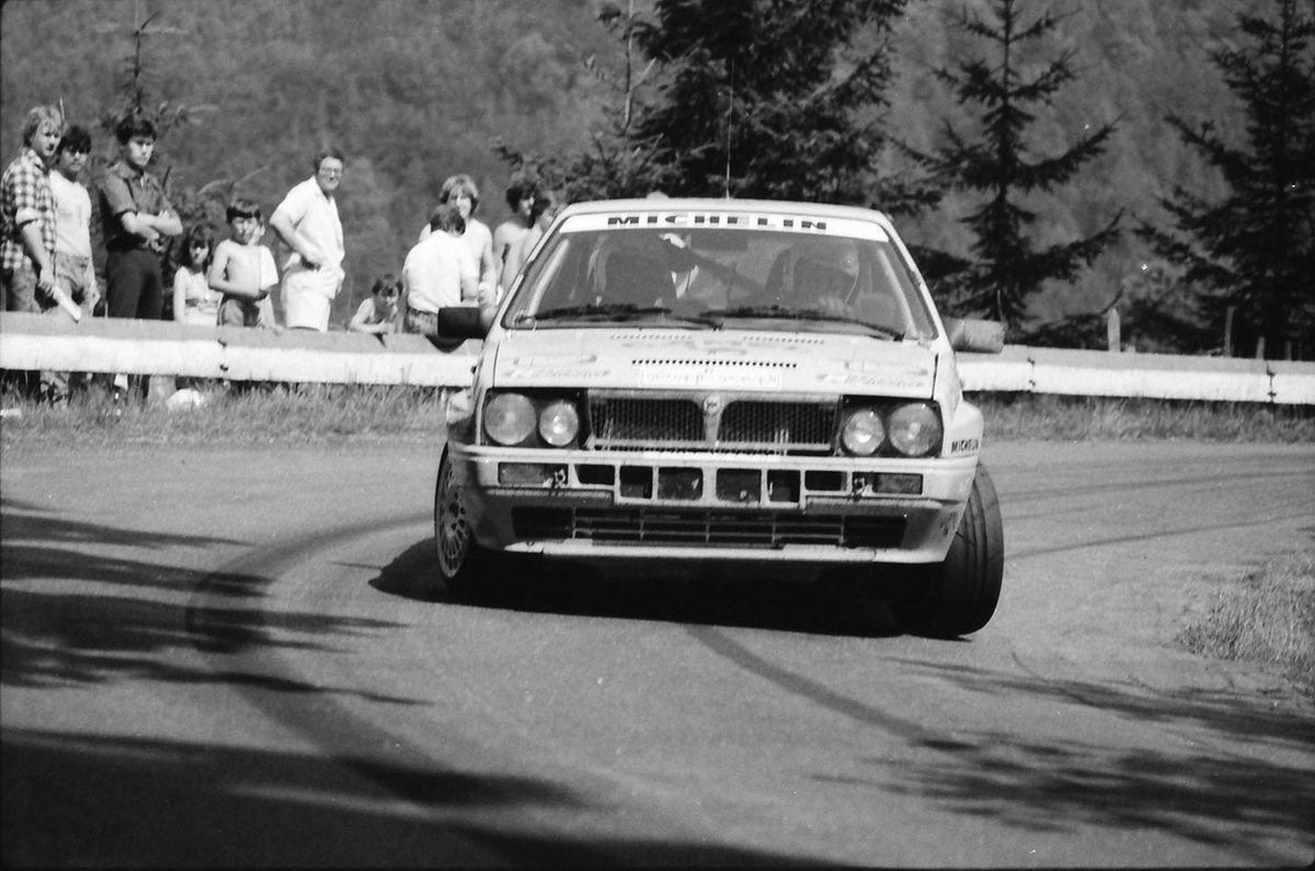 Attila Ferjancz, Janos Tandari, Lancia Delta Integrale