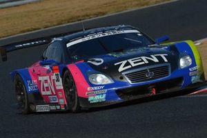 #38 ZENT CERUMO SC430