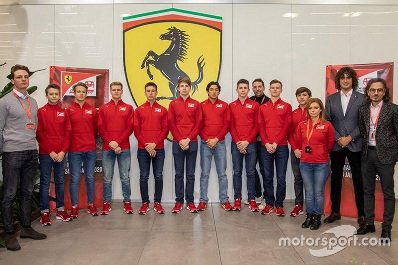 La Ferrari Driver Academy