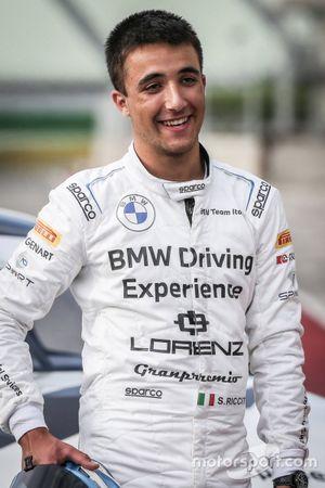 Simone Riccitelli, BMW Team Italia