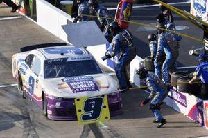 Noah Gragson, JR Motorsports, Chevrolet Camaro Hellmann's Drizzle Sauce