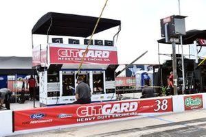 Джон Хантер Немечек, Front Row Motorsports, Ford Mustang