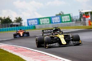 Даниэль Риккардо, Renault F1 Team R.S.20, Карлос Сайнс, McLaren MCL35